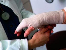 Причины травм