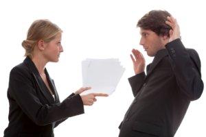 Применение дисциплинарного взыскания