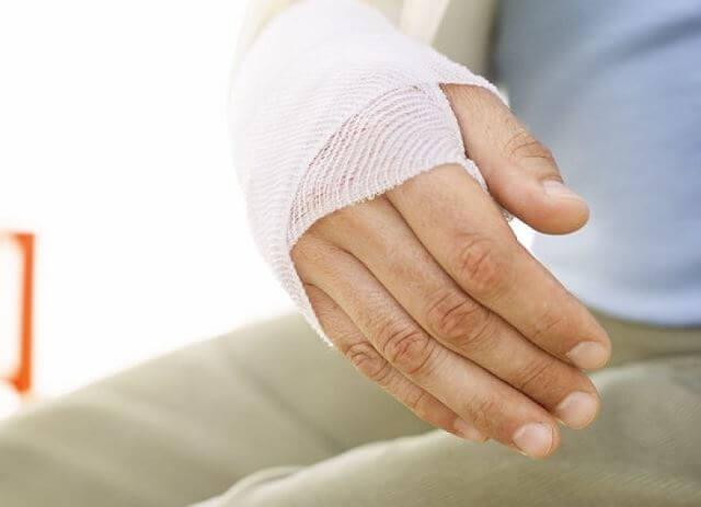 Какие меры я могу предпринять в связи с производственной травмой