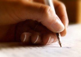 Порядок написания