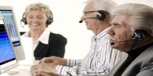 Работа пенсионеру без оформления