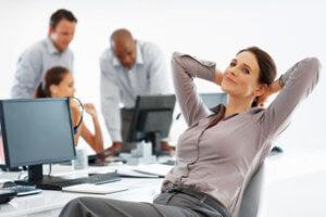 Требования к размещению офисного работника