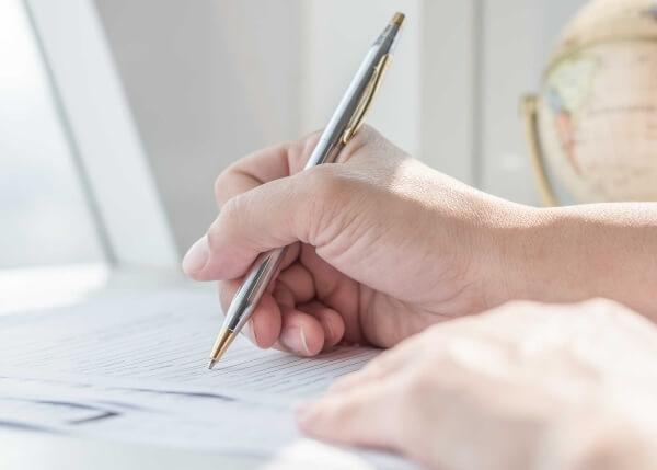 Заявление на отпуск - образец и правила составления