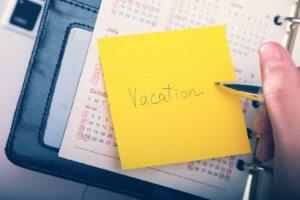 Отпуск без сохранения заработной платы