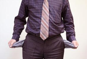 Финансовые сложности как основание сокращения зарплаты