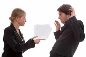 Типы возможной дисциплинарной ответственности