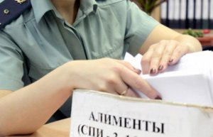 Платежное поручение на перевод алиментных платежей