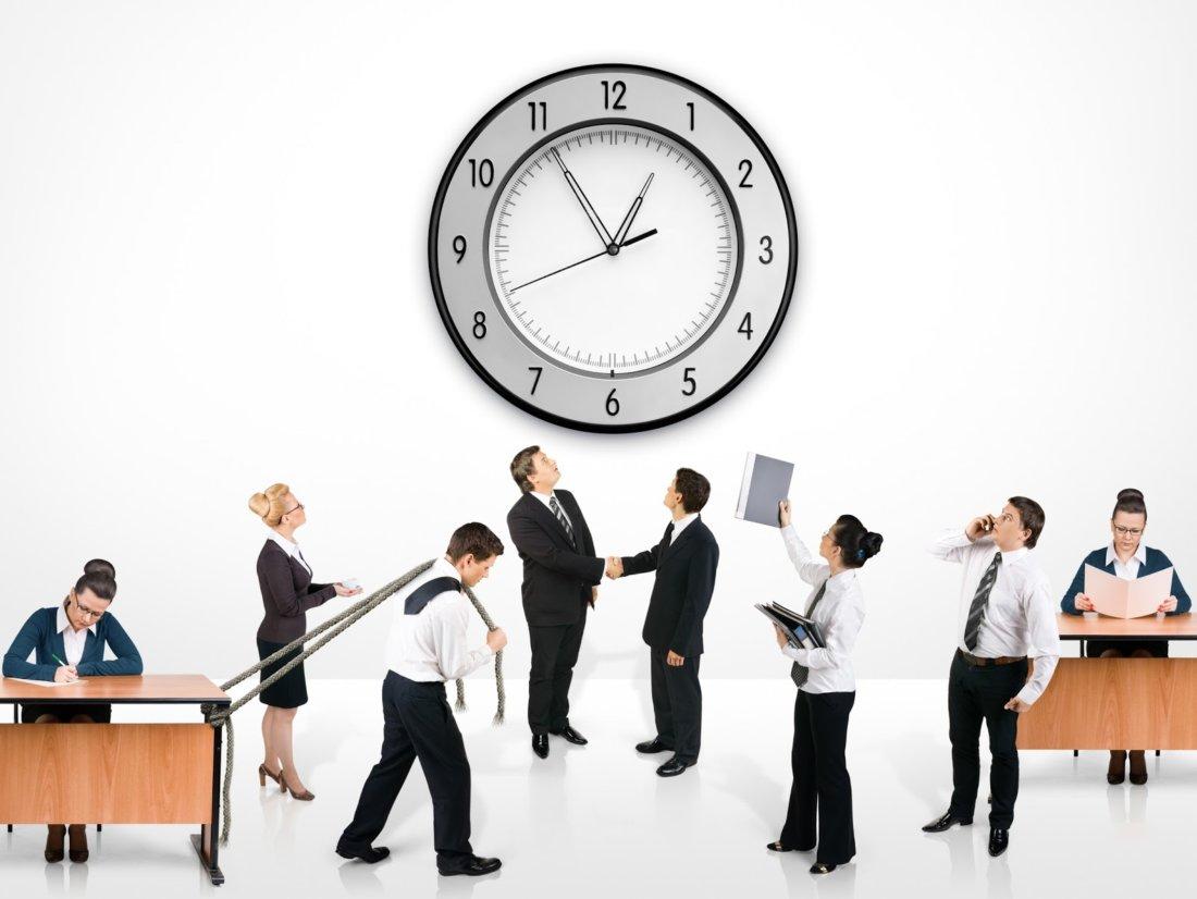 Сколько часов продолжительность рабочей недели в рф