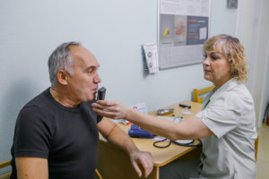 Медкомиссия при предвахтовом медосмотре