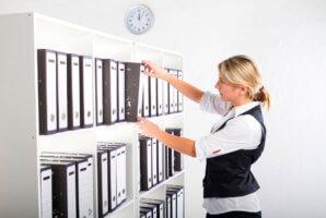 Служебные записки: хранение