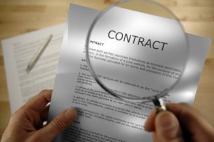 Трудовое соглашение: отличие от договора