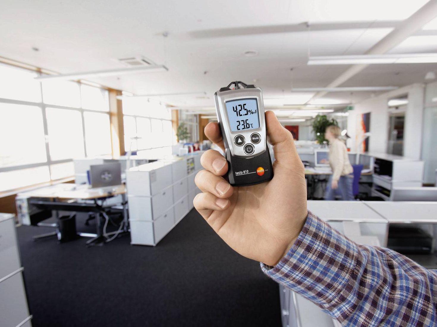 О норме температуры в производственных и офисных помещениях организации