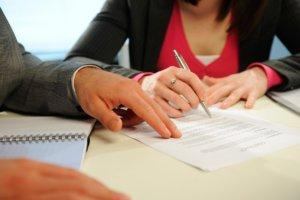 Основные разделы соглашения о расторжении договора