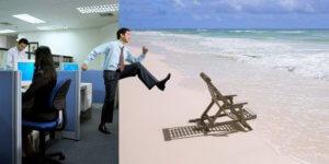 Почему когда уходишь в отпуск зарплата меньше