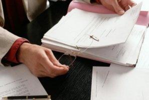 Подготовка и группировка документов: правила