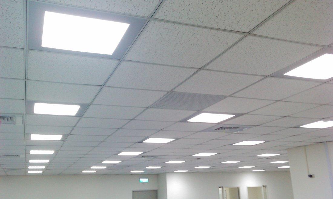 Требования СанПиН к офисным помещениям: нормы освещения