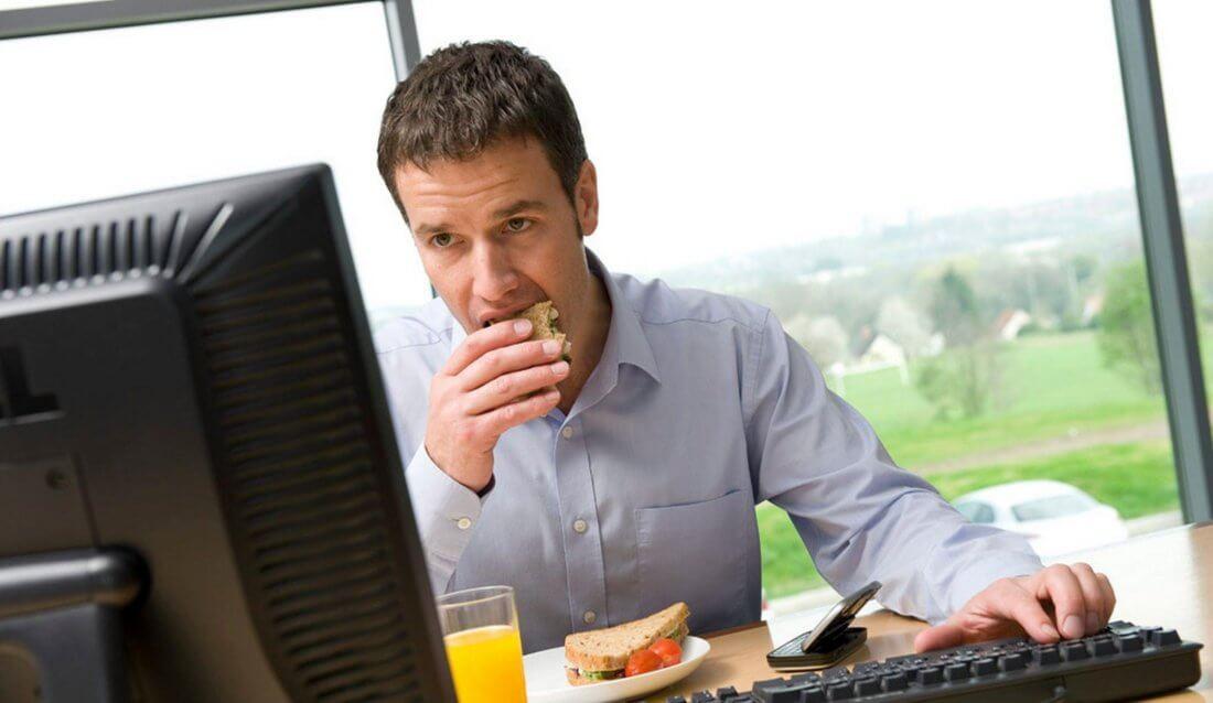 Входит ли обед в рабочее время: обеденный перерыв по ТК