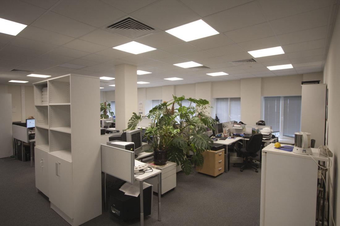 Нормы санпин с рабочим помещениям