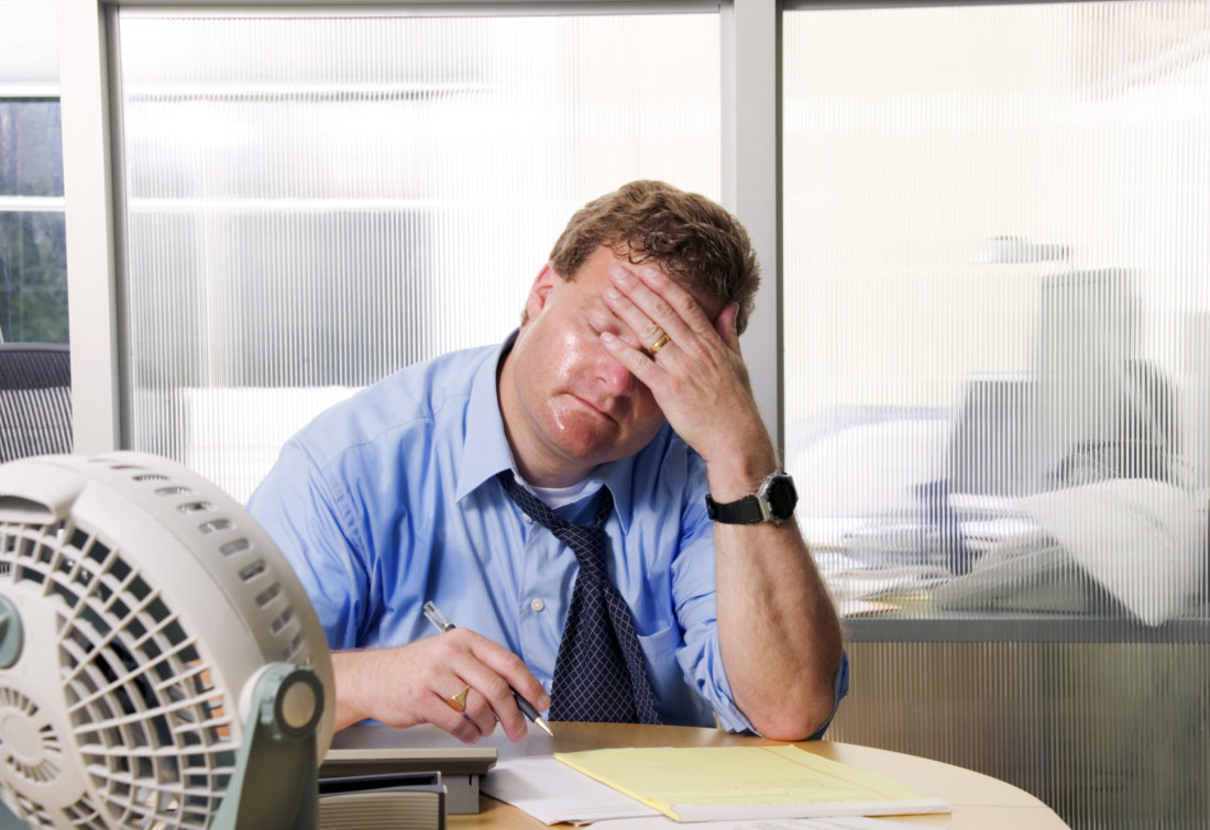 Требования СанПиН к офисным помещениям: температурный режим
