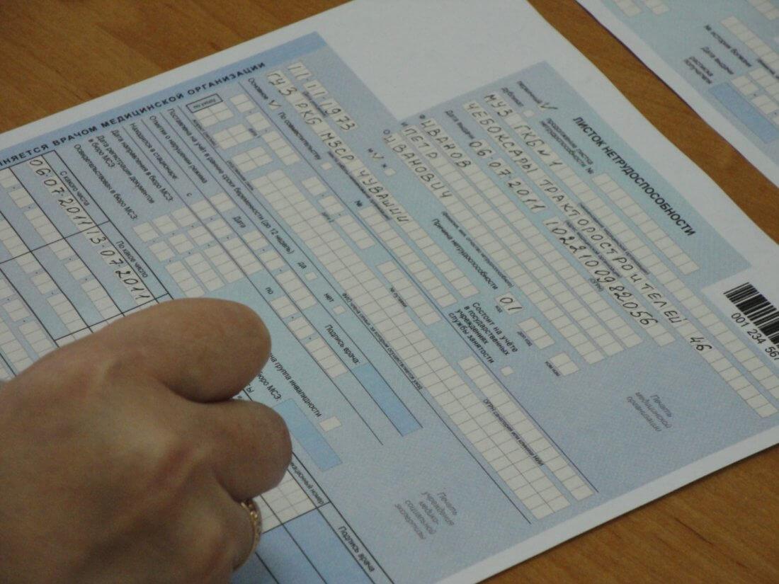 Списки документов на декретный отпуск