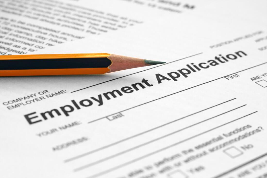 Правила заполнения анкеты при приеме на работу