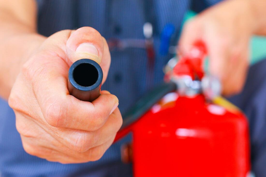 Целевой инструктаж по пожарной безопасности и программа его проведения