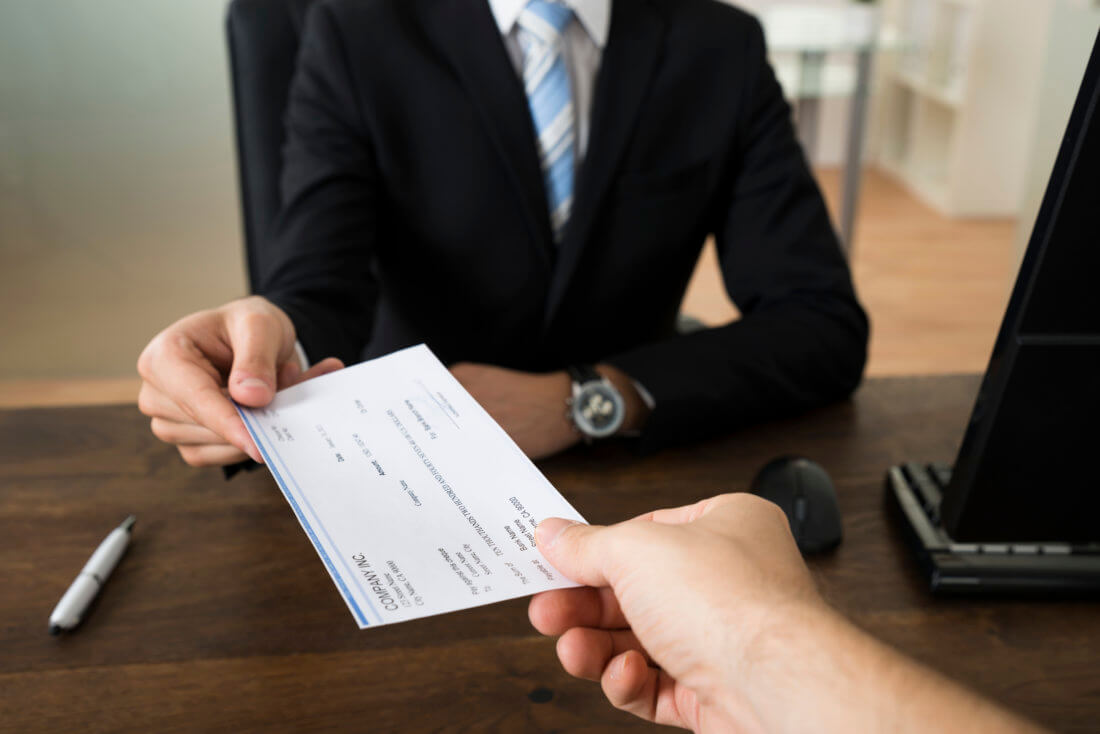 Формула расчета зарплаты и увольнение