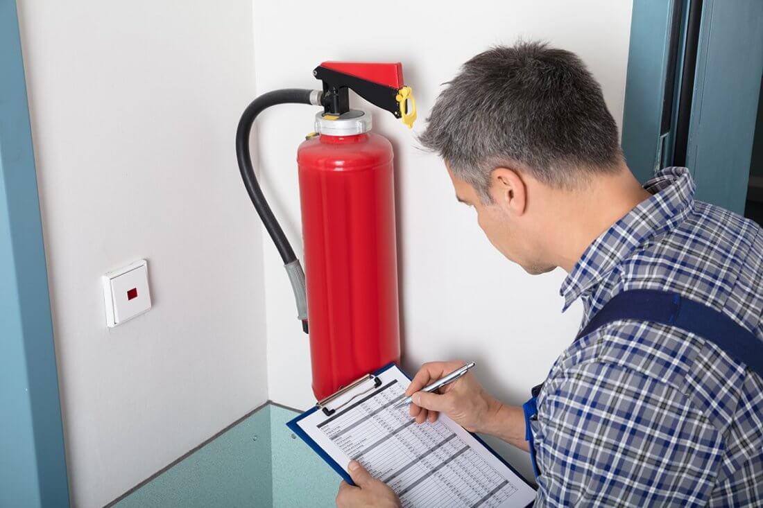 Целевой инструктаж по пожарной безопасности и другие разновидности