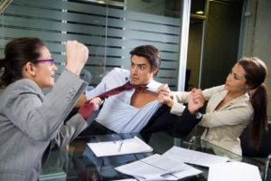 Драка на работе — недопустимый способ решения проблем