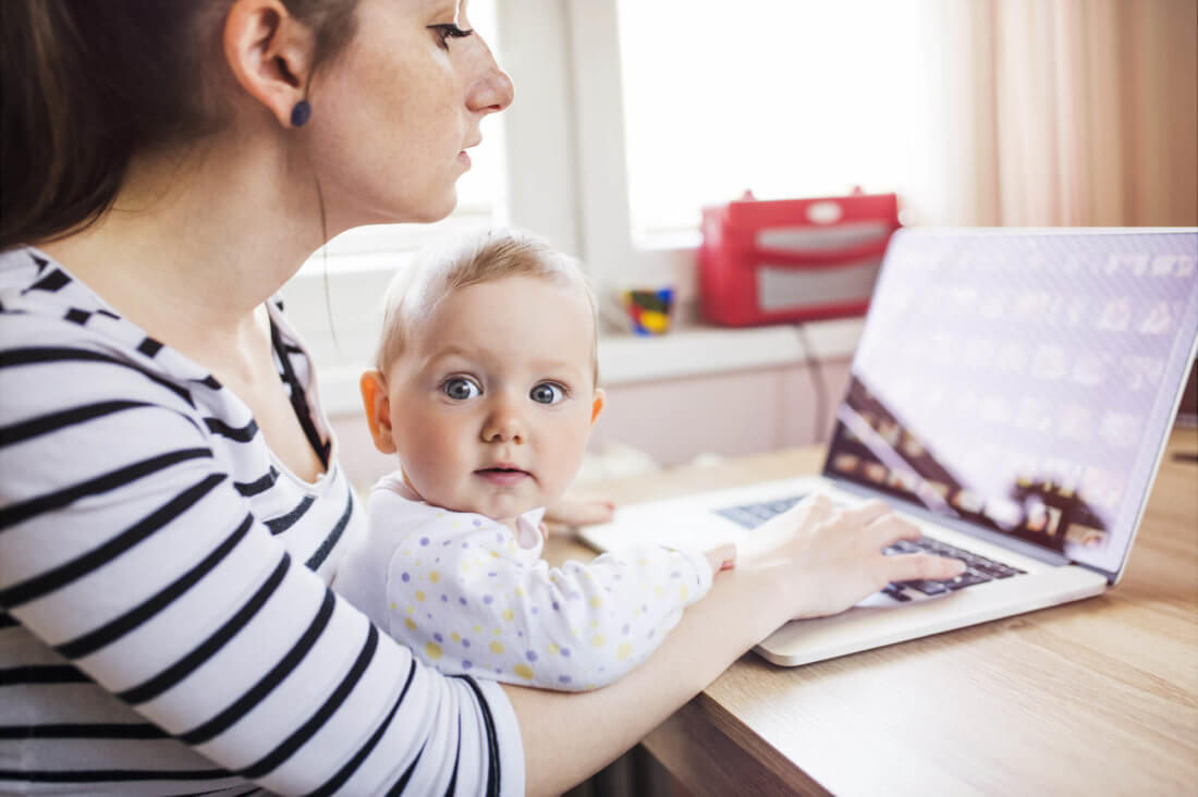 Продолжительность больничного по уходу за ребенком