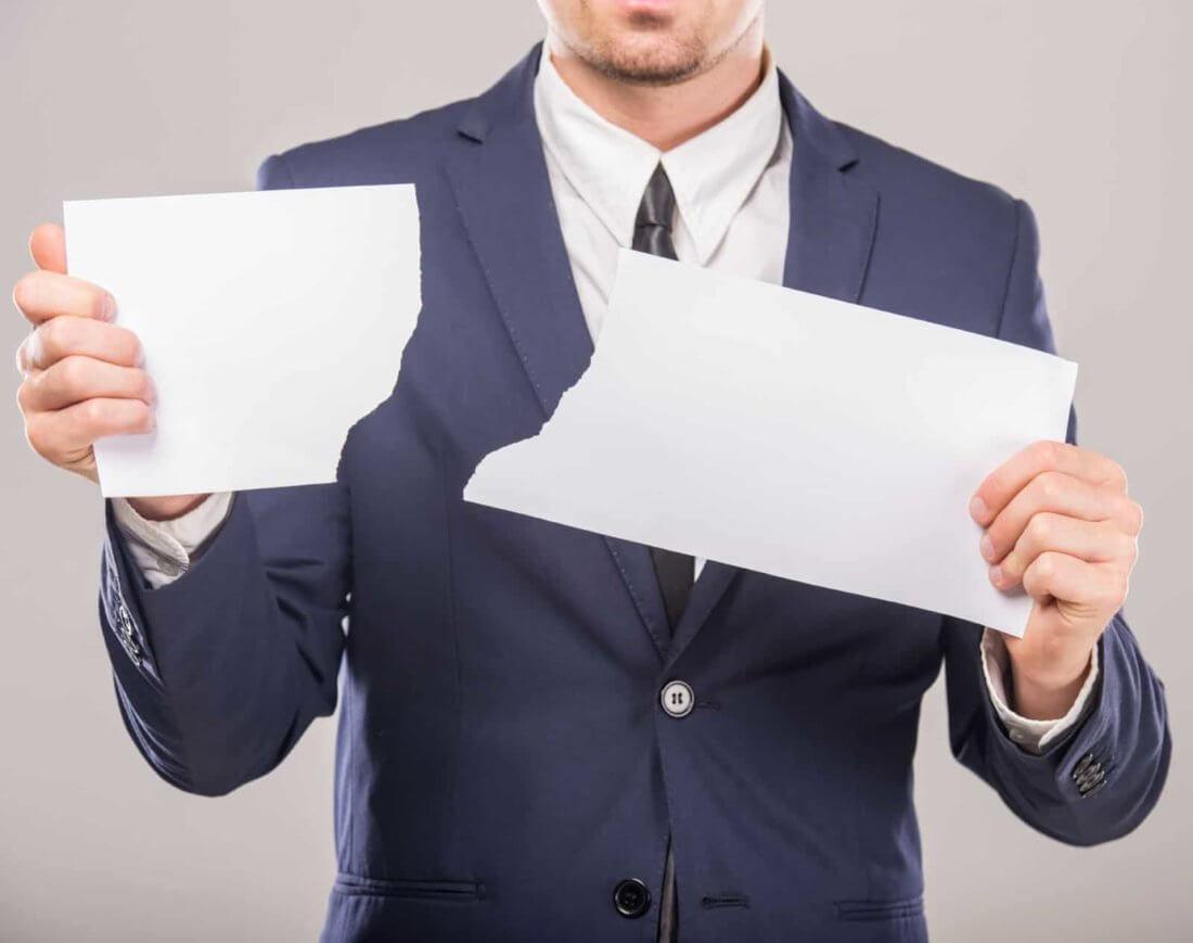 Основные положения аконодательства об увольнении
