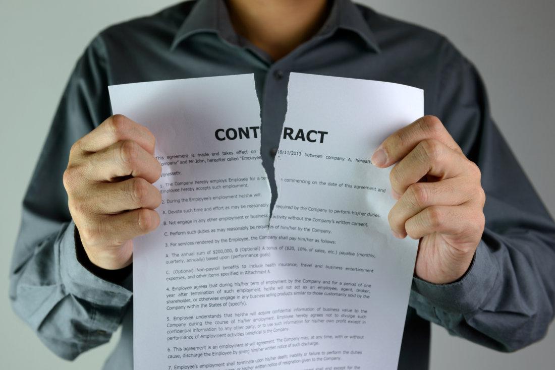 Расторжение срочного трудового договора с главным бухгалтером