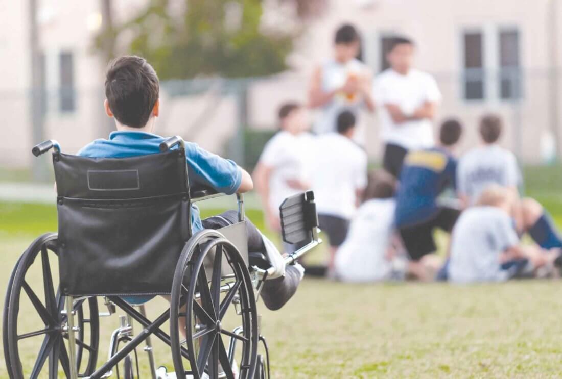 Увольнение по уходу за ребенком-инвалидом