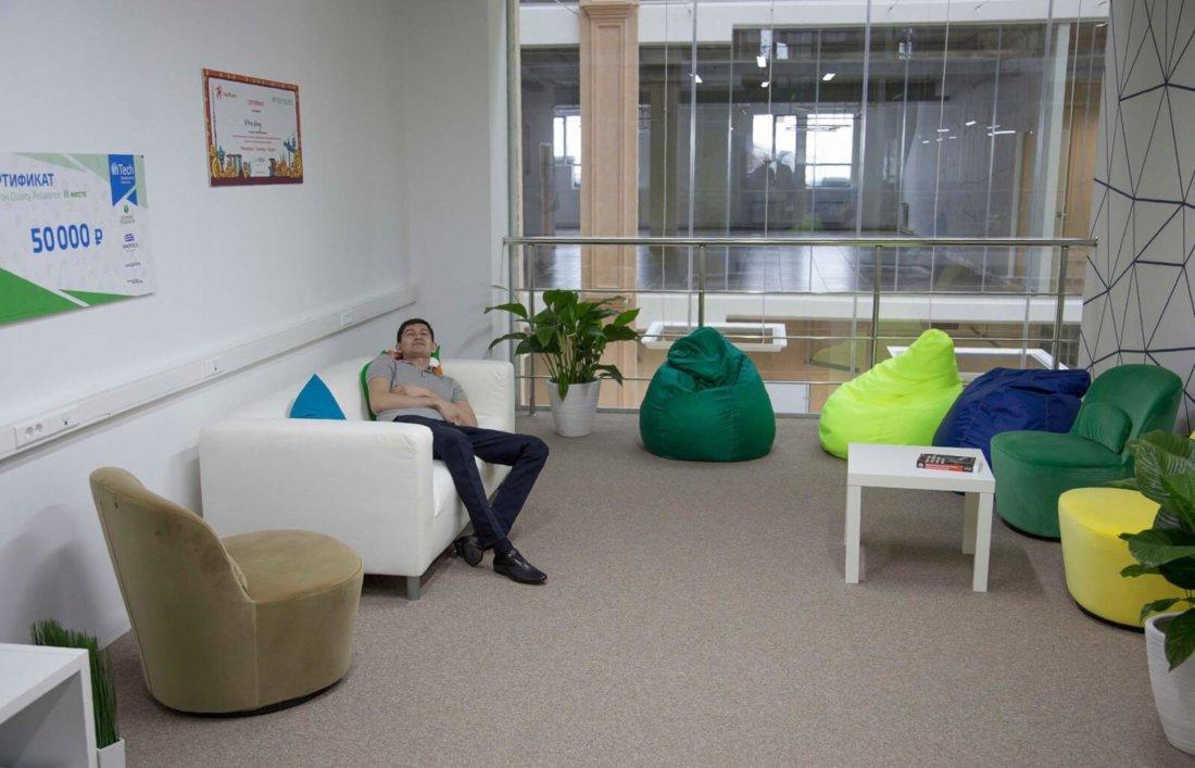 Обеспечение работникам нормальных условий труда, или бытовая техника в офисе