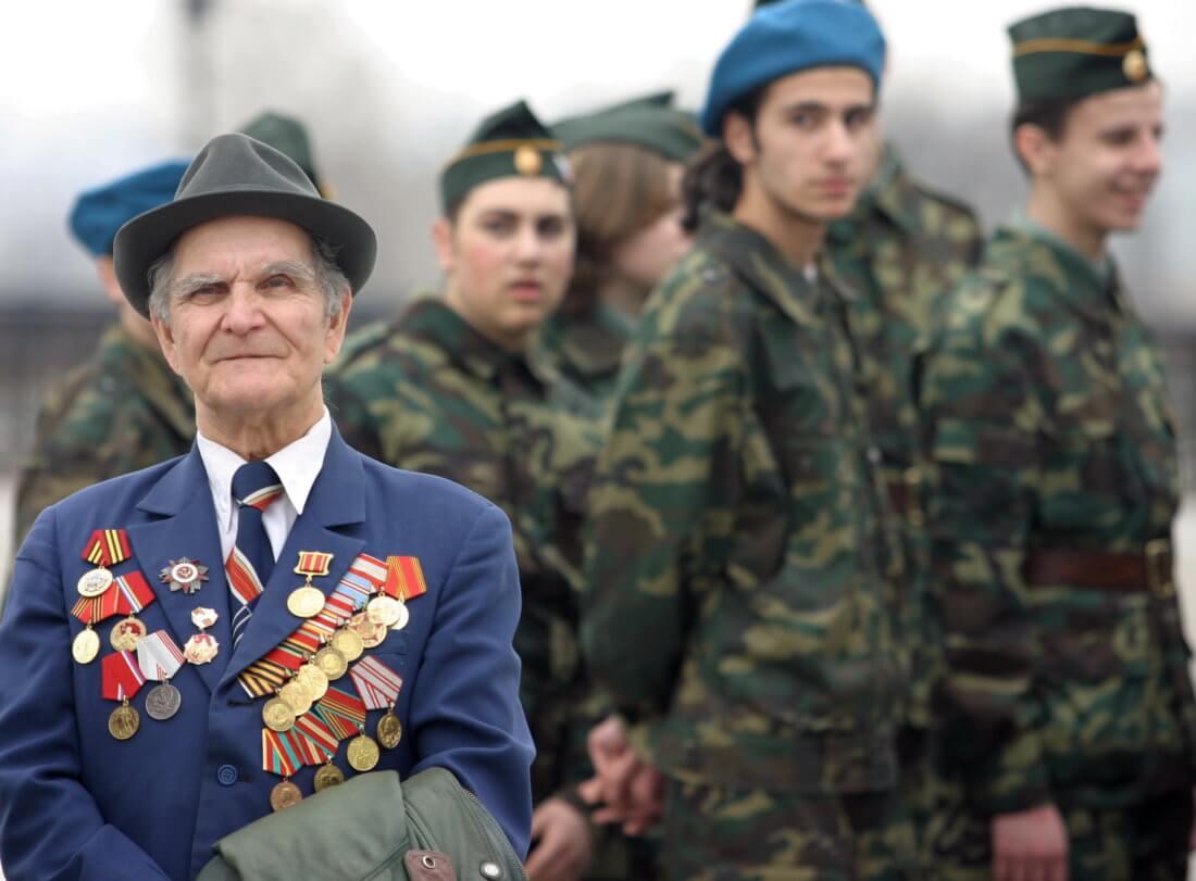 Выход на пенсию военного