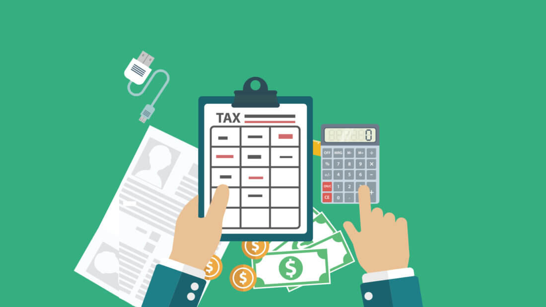 Как аванс облагается налогами