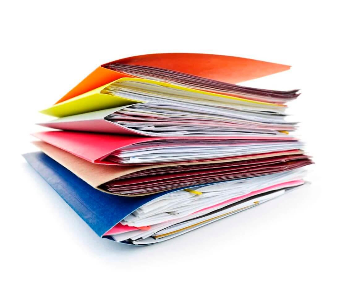 Документы при устройстве на государственную службу
