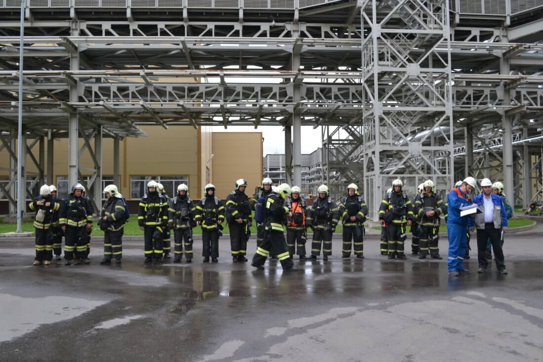 Где ведется журнал учета проведения противоаварийных и противопожарных тренировок