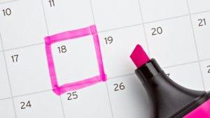 Расчетный период при подсчете дней отпуска за отработанное время