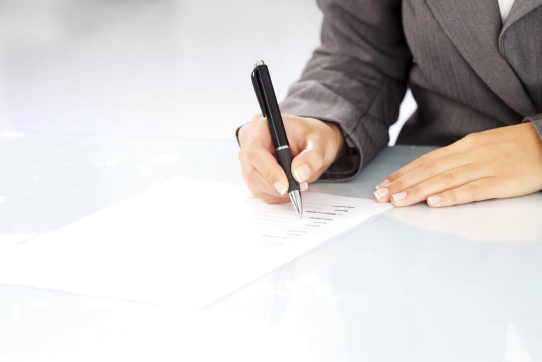 Как оформить письмо работодателю после собеседования