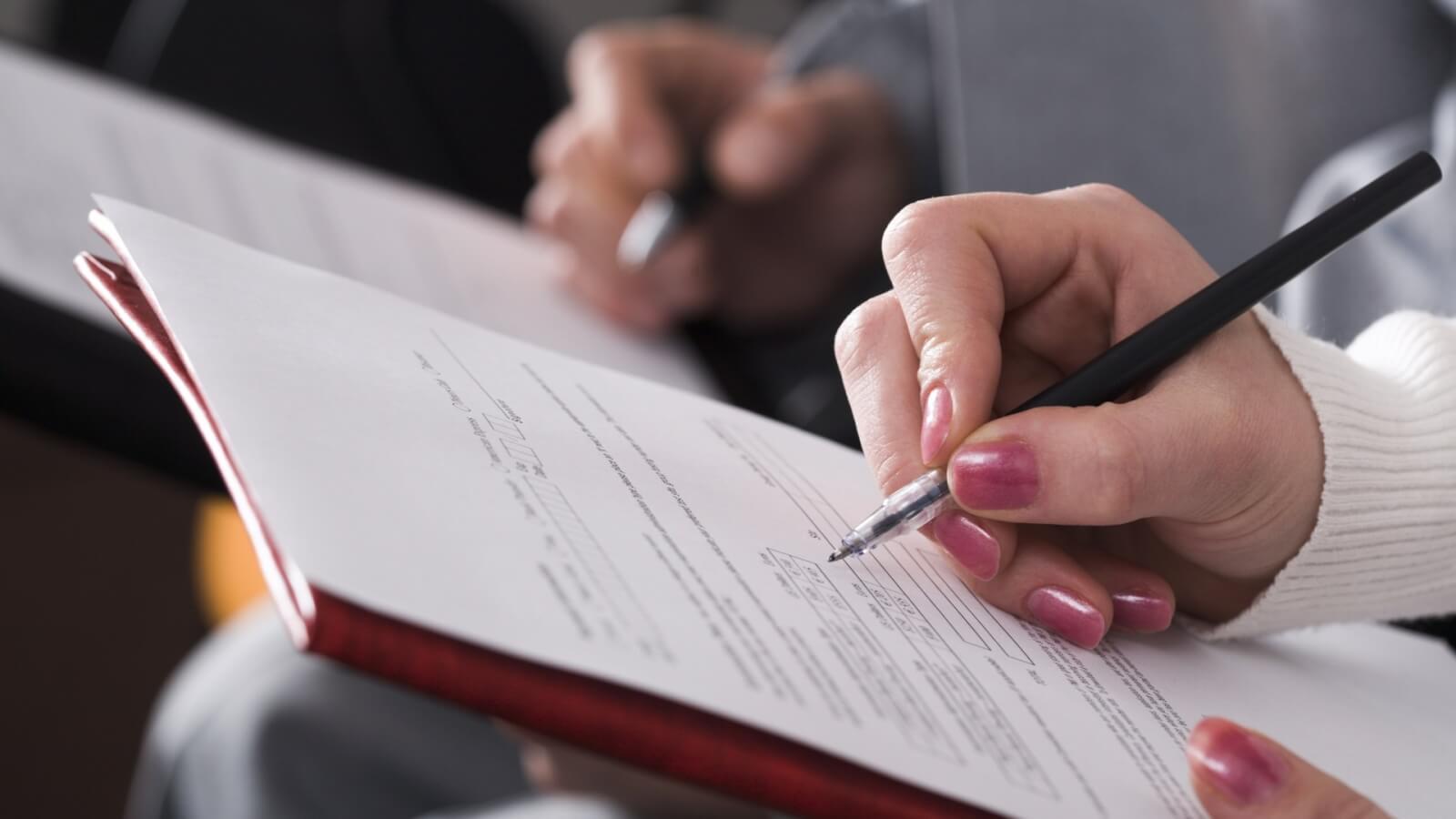 Образец заполнения автобиографии при приеме на работу, куда он может потребоваться