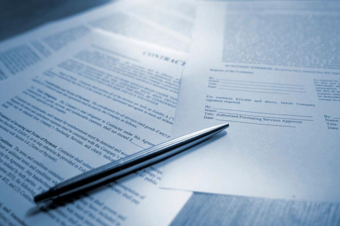 Документы для регистрации коллективного  договора