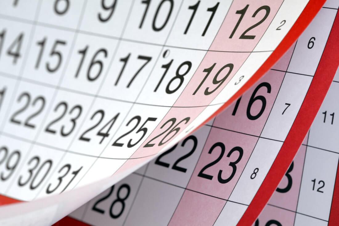 Дни для расчета среднего заработка в табеле Т-12