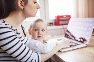 Увольнение женщины с ребенком до 3 лет по собственному желанию