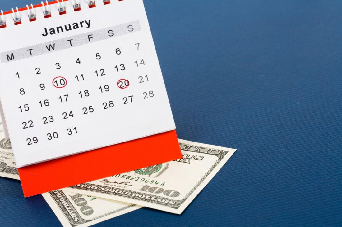 Как рассчитать срок задержки зарплаты