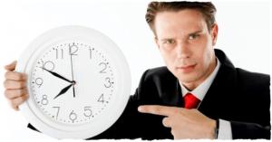 Как правильно вынести выговор за опоздание