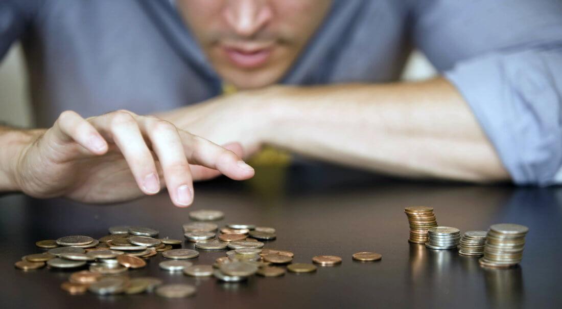 Методы выплаты зарплаты ниже прожиточного минимума и МРОТ