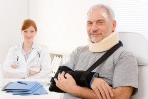 Больничный по бытовой травме