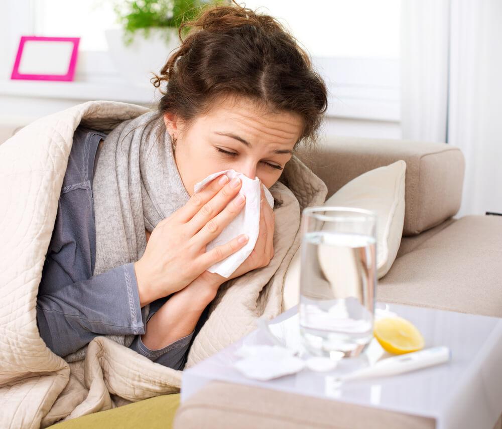 Что делать, если заболела в декрете