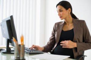 Когда беременную не могут уволить